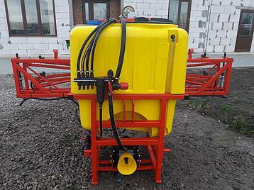 Опрыскиватель пестицидный навесной 400л-12м Demarol Польша, фото 2