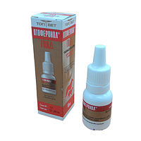 Отоферонол Голд капли ушные для собак и кошек лечение отодектоза -  10 мл