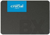 """Твердотельный накопитель 240Gb SSD Crucial BX500 3D NAND 2.5"""" SATA3 R540Mb/s W500MB/s 7mm CT240BX500, фото 1"""