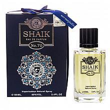 Парфюмированная вода Shaik Chic Shaik No 70