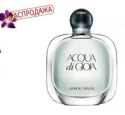 Giorgio Armani Acqua Di Gioia Парфюмированная вода 100 ml, фото 2