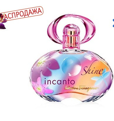 Salvatore Ferragamo Incanto Shine Туалетная вода 100 ml
