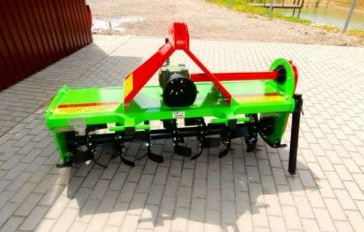 Навесная роторная почвофреза Strumyk 1,6м, фото 2