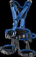 Олимп страховочная и удерживающая привязь 5 точек крепления, ЗУБР Профессионал (11591)