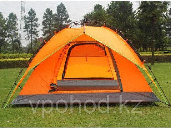 Трехместная палатка  210*180*135см