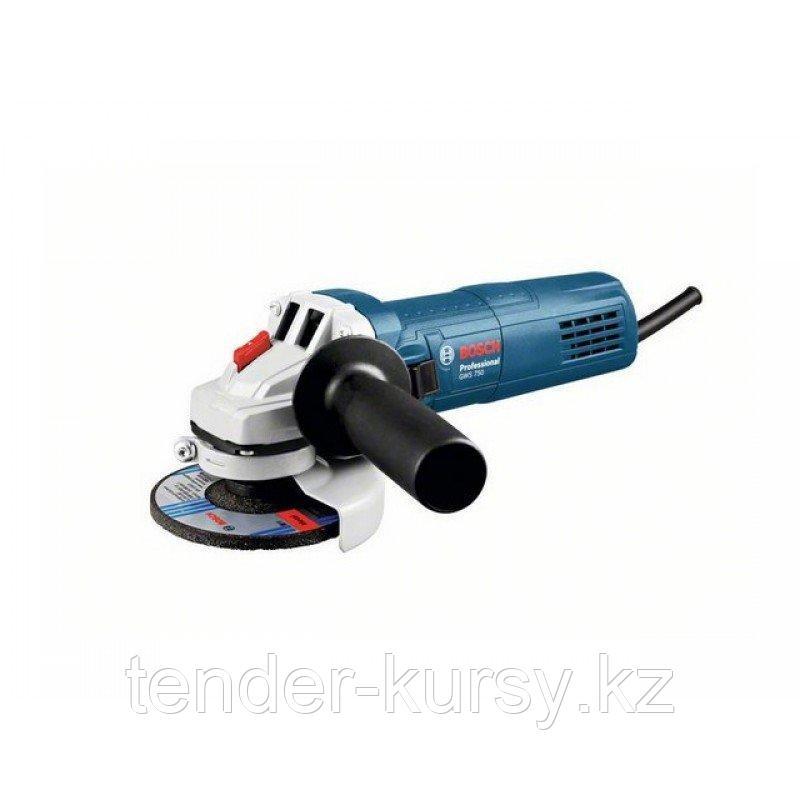 Углошлифмашина до 1.5 кВт GWS 750-115 bosch