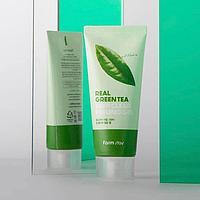 Real Green Tea Deep Clear Peeling Gel [FARMSTAY]
