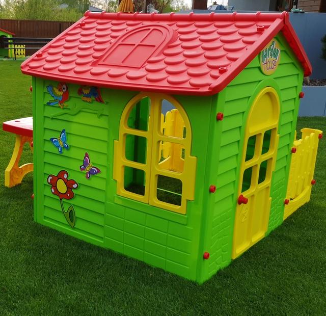 Детские домики Mochtoys