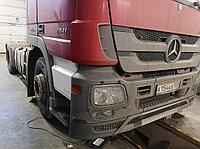 Продолжение двери Накладка нижняя часть двери Mercedes Actros Megaspace MP