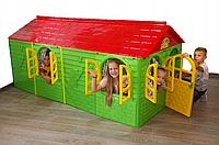 Большой игровой домик Doloni зеленый