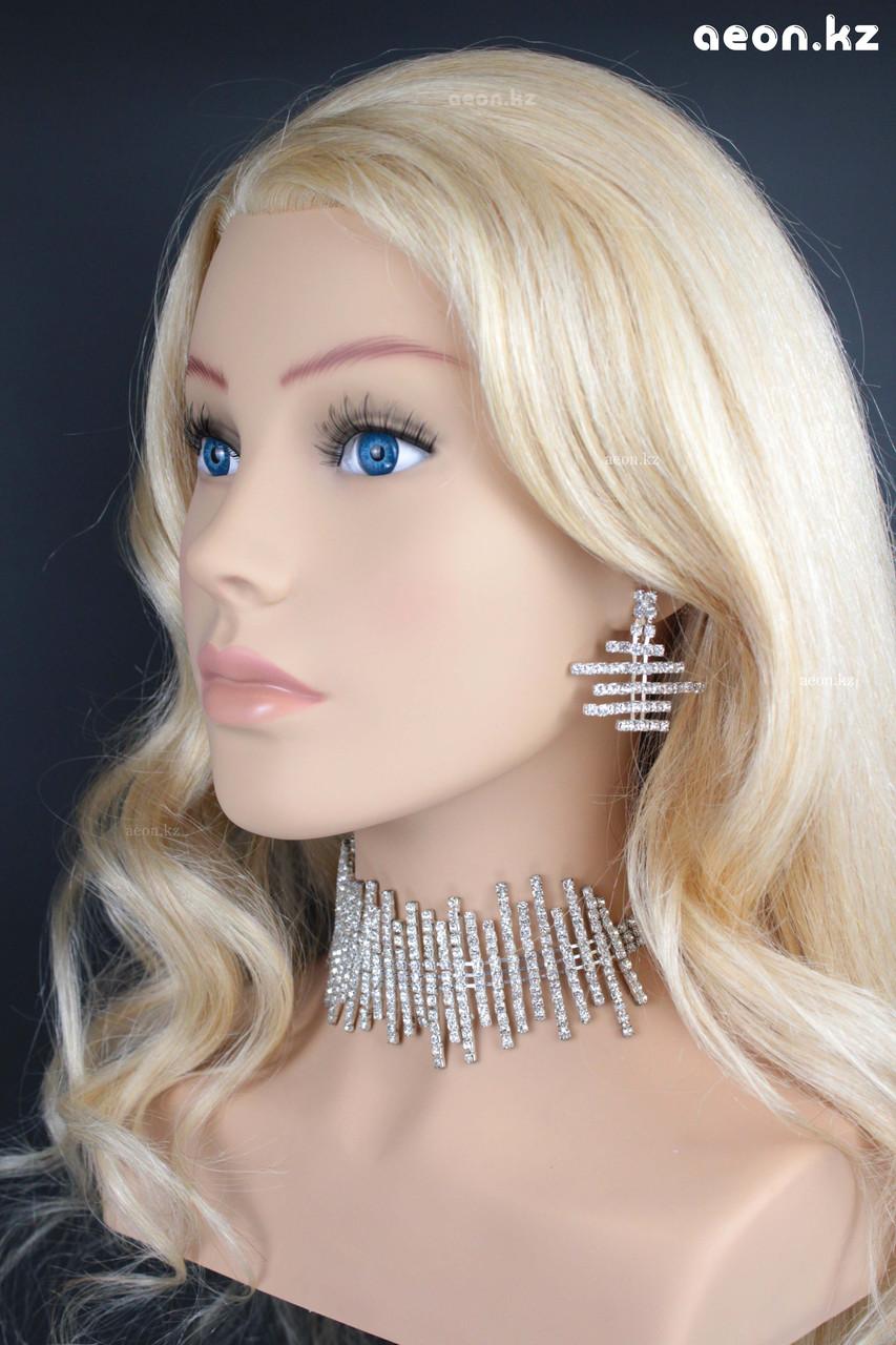 Голова-манекен AEON светло русый волос натуральный (100%) - 75 см - фото 6