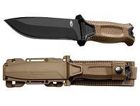 Нож тактический GERBER StrongArm Fixed Blade 1500 с ножнами (Хаки)