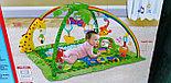 Развивающий коврик Fitch baby Жирафик, фото 4