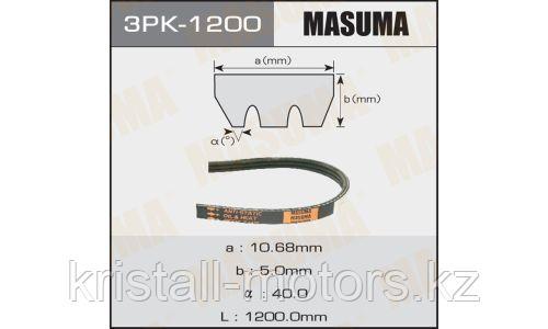 Ремень 3PK1200   MASUMA