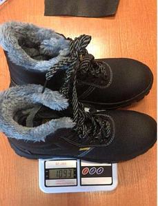 Ботинки рабочие, зимние, утепленные, водостойкие в Алматы