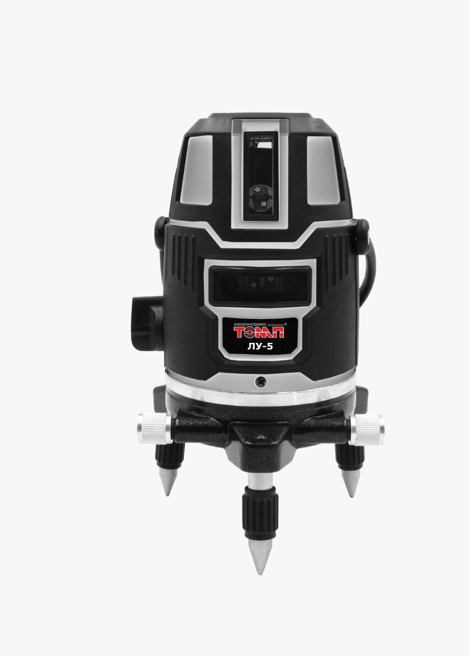 Лазерный уровень ТЭМП ЛУ-5