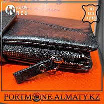 Мужское портмоне-клатч , бумажник, кошелек Contacts, фото 3
