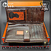Портмоне, клатч, кошелек в Алматы  натуральная бычья кожа 100%, фото 2