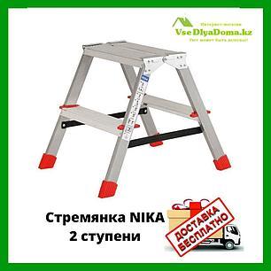 Стремянка NIKA 2 ступени, фото 2