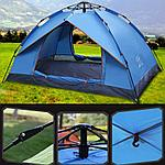 Трехместная палатка  210*180*135см, фото 2