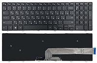Клавиатура для ноутбука Dell Inspiron 15 5000 series/ 5547/ 5521/ 5542, series, RU, черная