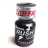 Попперс Super Rush black label 10мл (черный), фото 2