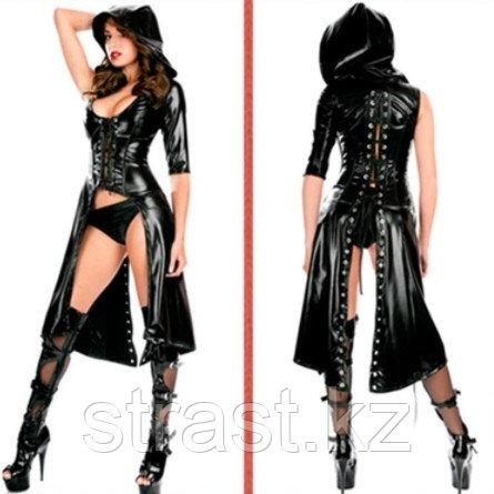 Платье из латекса PS514