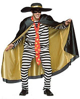 Костюм Zorro McDonalds