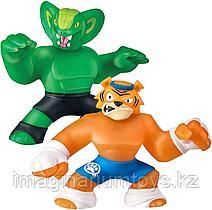 Гуджитсу набор фигурок Тигр и Змея Вайпер Goo Jit Zu