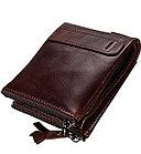 Кожаное портмоне с защитой RFID - Успейте сделать подарок!, фото 5