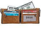 Кожаное портмоне RFID protected - защити себя!, фото 10
