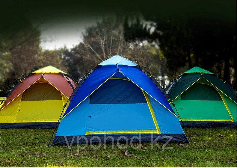 Походная палатка 4х местная 230*200*145см