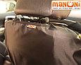Защитная накидка  для кресла автомобиля от грязных ног, фото 7