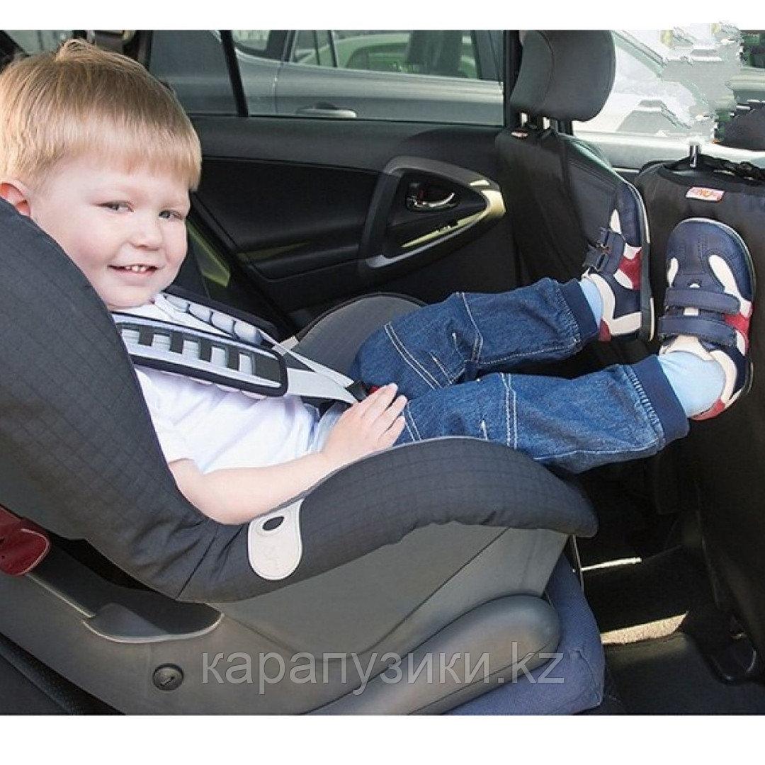 Защитная накидка  для кресла автомобиля от грязных ног
