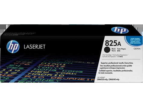 HP CB390A Картридж лазерный HP 825A черный, ресурс 19500 стр