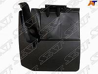 Брызговик MERCEDES SPRINTER 05- /VW CRAFTER 06- задний LH (под двойные колеса)