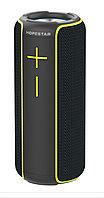 Портативная колонка Hopestar P30 черно-желтая