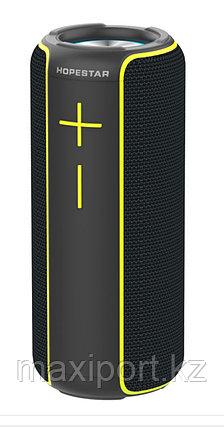 Портативная колонка Hopestar P30  черно-желтая, фото 2