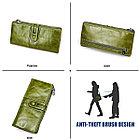 Длинное кожаное портмоне с RFID-защитой. Отличный подарок! Рассрочка. Kaspi red., фото 3