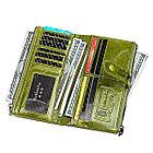 Длинное кожаное портмоне с RFID-защитой. Отличный подарок! Рассрочка. Kaspi red., фото 8