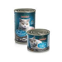 756107 Leonardo ocean fish, Корм для взрослых кошек из океанической рыбы, 200 гр.
