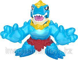 Гуджитсу Динозавр Тирекс со звуком и подсветкой Goo Jit Zu