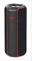 Портативная колонка Hopestar P30 черно-красная