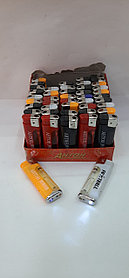 Зажигалка с фонариком Антон  оригинал Размер коробки 50см×40см×40см. Вес 10 кг.