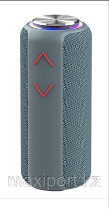 Портативная колонка Hopestar P30 Pro  светло-синяя, фото 2