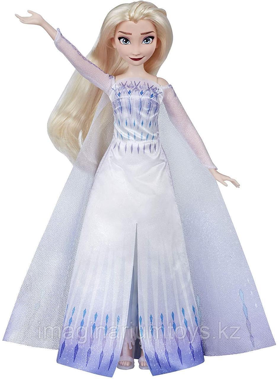 "Кукла Эльза поющая ""Холодное сердце 2"" Hasbro"