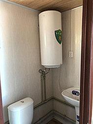 Контейнер 40 Жилой с Туалетом