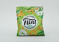 Сухарики ТМ Флинт сметана с зеленью 70 гр