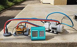 Прибор для определения воздухопроницаемости для оценки качества бетона Proceq Torrent