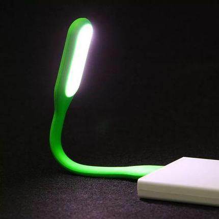 USB-подсветка светодиодная для электронных устройств [1,2 Вт] (Зеленый), фото 2